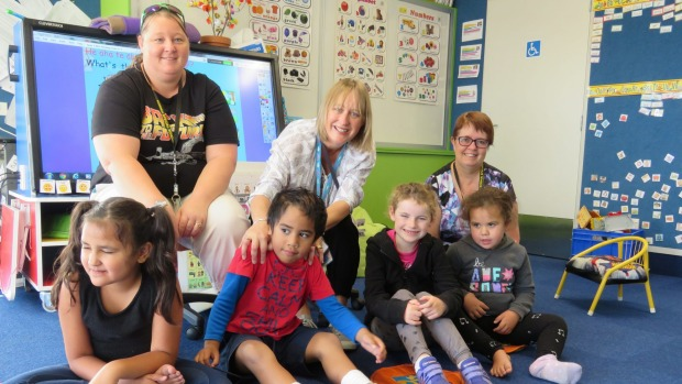 1491518496068 - Kowhai Special School's new site after 40 years