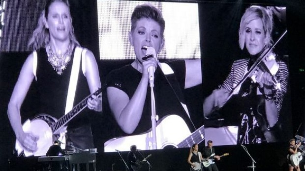 1491619948126 - Dixie Chicks bring their anti-Trump bandwagon to Hawkes Bay for one-off concert
