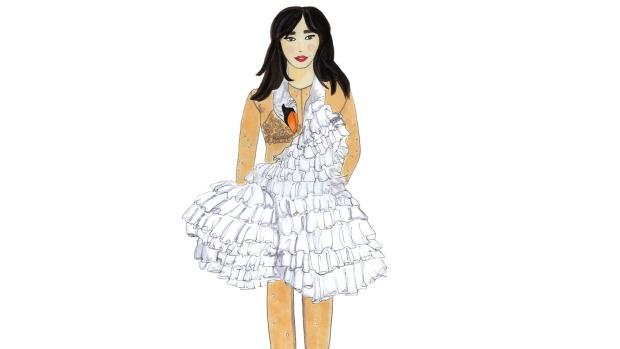 1491652358295 - Bjork, Grace Jones, Madonna, Courtney Love, Lady Gaga: Five ground-breaking fashionistas