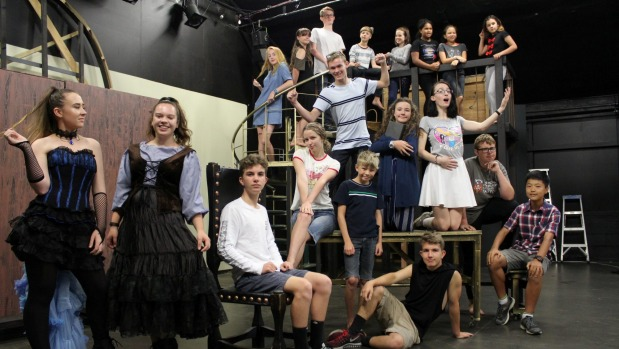 1491799906140 - Youth performers gearing up for stage production of Beauty and the Beast