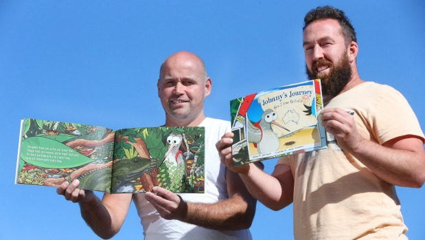 1491860293856 - Godwit takes flight for second time as authors launch sequel