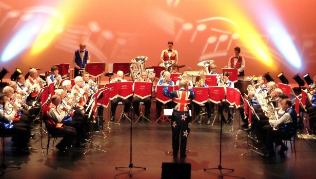 1491881080875 - Trumpets and horns aplenty ahead of brass band competition