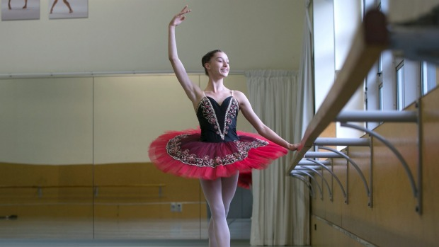 1491953492972 - Australasia's top ballet dancers prepare to compete for gold