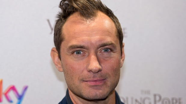 1492029052788 - Jude Law to play troubled young Dumbledore in next Fantastic Beasts