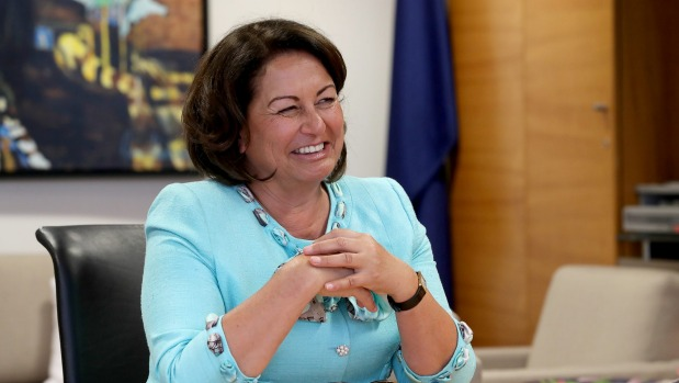 1492059640421 - Hekia Parata: The education minister who rose from the ashes