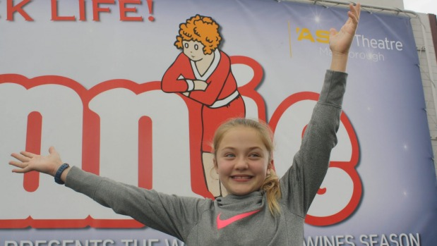 1492394903518 - Musical theatre lead role in Annie won with a warm-up