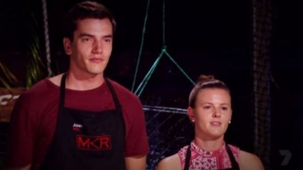 1492475464770 - My Kitchen Rules 2017: Josh and Amy are out after lacklustre 'walk out'