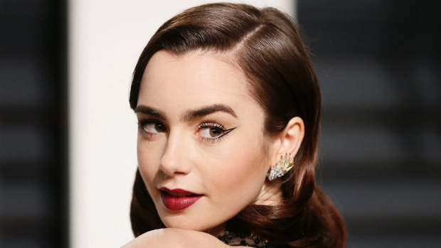 1492651662080 - Actor Lily Collins on the day Warren Beatty rescued her career