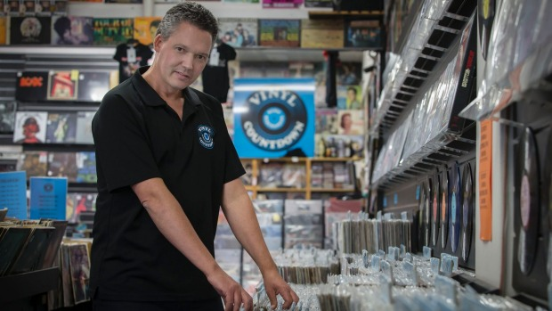 1492652174186 - Profile: Vinyl store owner says record collecting 'a healthy addiction'