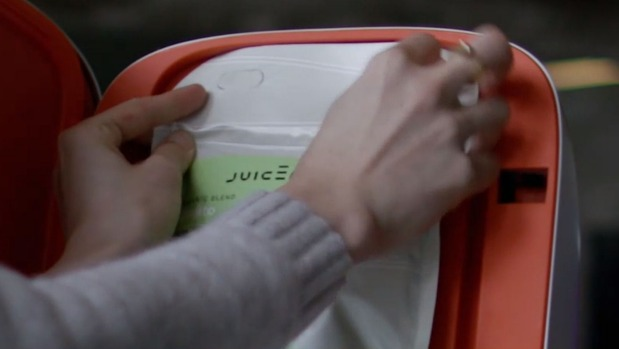 1492731820614 - Silicon Valley juicer Juicero may be feeling the squeeze