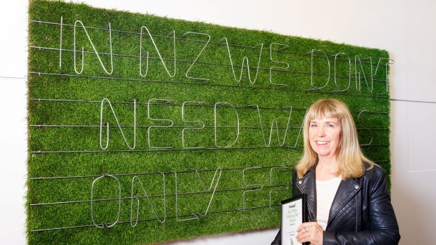 1492732422802 - No walls needed for 2017 Fieldays No.8 Wire National Art Award winner