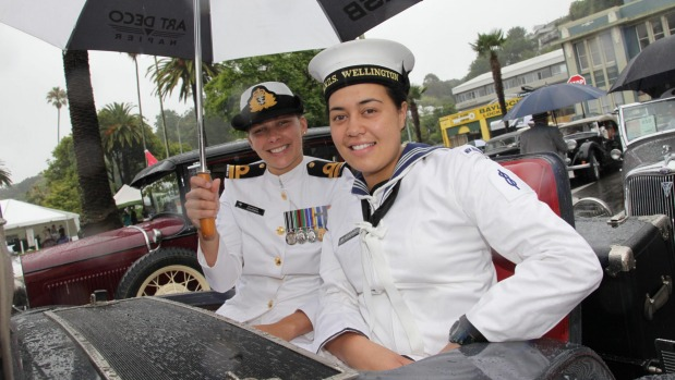 1492739931803 - Hawke's Bay naval Art Deco celebration raises funds for Kaikoura school