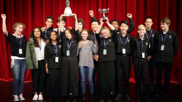 1492742236660 - Pukekohe High School stage band sweeps up major prizes at 40th National Youth Jazz Competition
