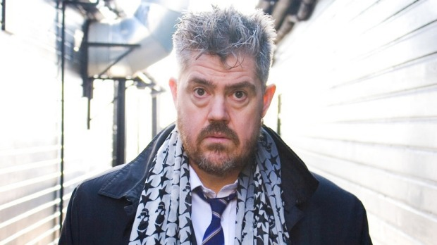 1492892383101 - Comedian Phill Jupitus cracks wise about dying on stage in New Zealand