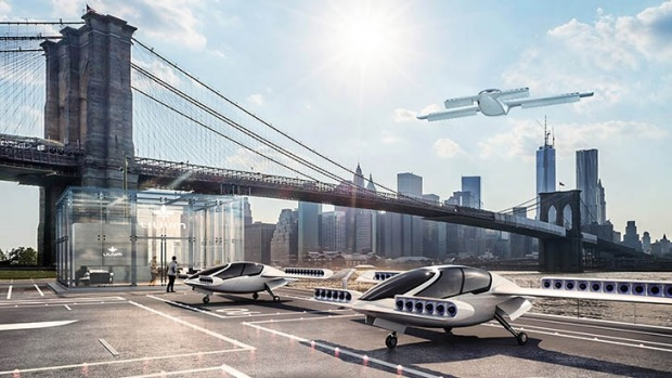 1493000685179 - Germany's Lilium successfully tests 'flying taxi' prototype