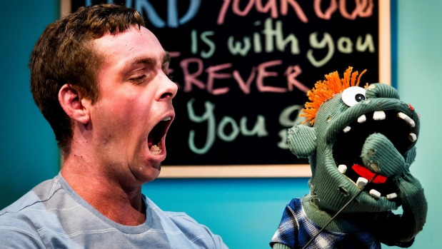 1493001217848 - Tony Award-nominated show about demonic puppet opens at Wellington's Circa Theatre