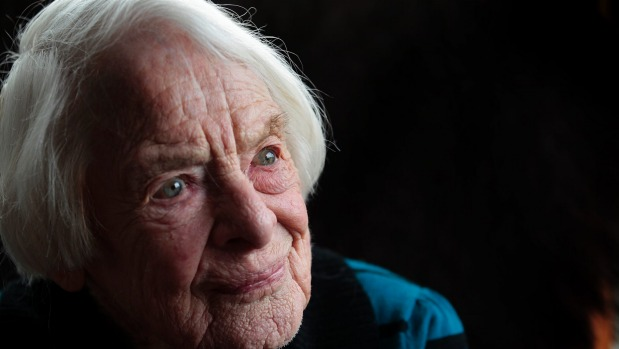 1493180154147 - A Life Story – Dora Suuring, Dutch resistance fighter dies, aged 102