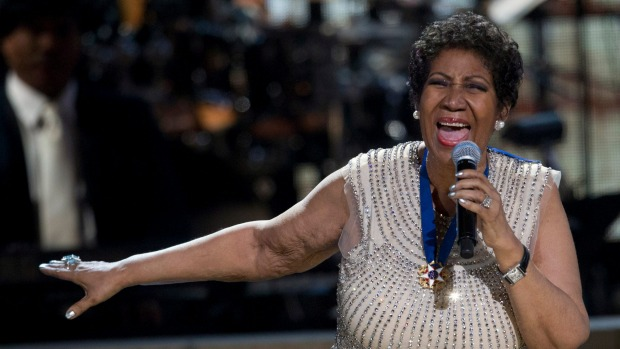 1493243382161 - Aretha Franklin is still the queen, and the keeper, of soul