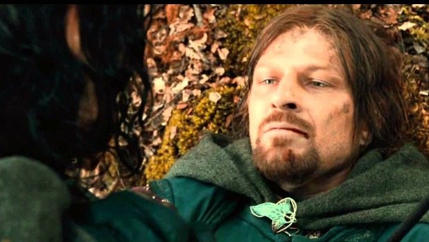1493247279128 - Sean Bean's favourite death scene was shot in New Zealand, as Boromir in Lord of the Rings