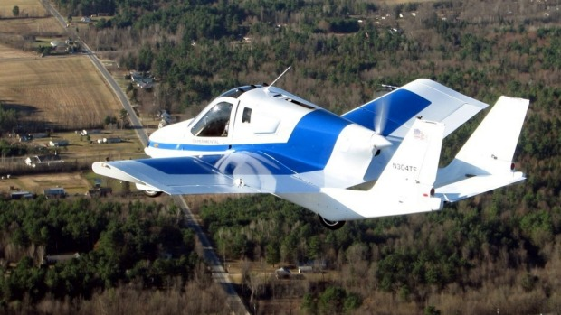 1493250212549 - Flying cars: A 1950s dream takes to the skies without the rules to stay airborne