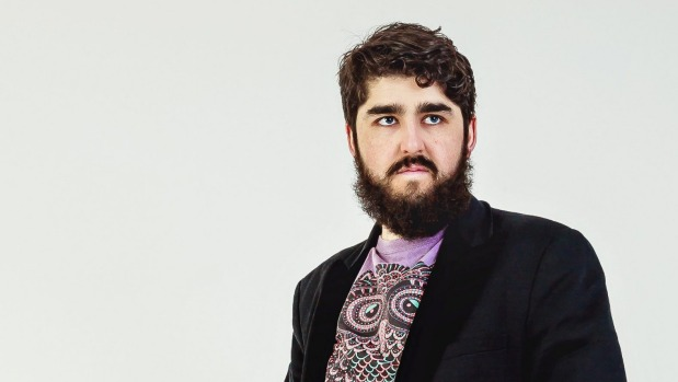 1493250705387 - Comedian Rhys Mathewson ready for new show after taking prestigious Fred Award