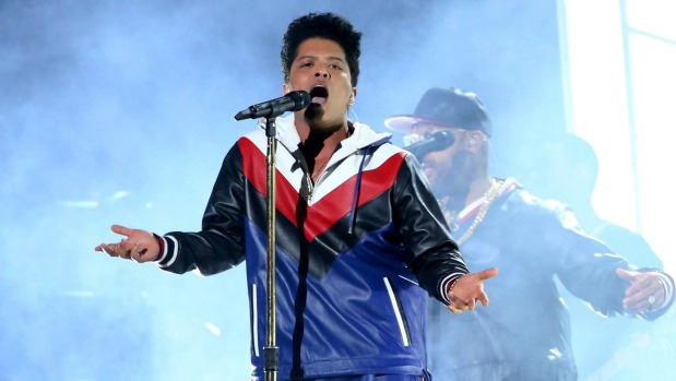 1493261231071 - Bruno Mars coming to New Zealand, promoters hint