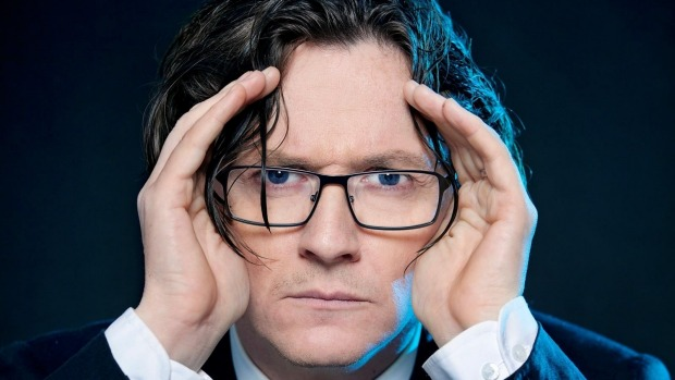 1493354085947 - Ed Byrne: hecklers, Henry and his love of Kaikoura