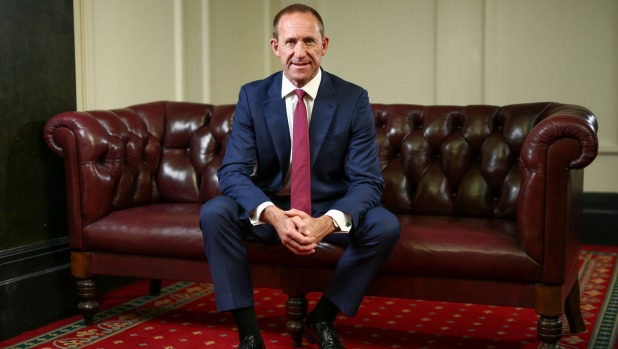1493520435713 - Labour leader Andrew Little to run the reception desk at Wellington school