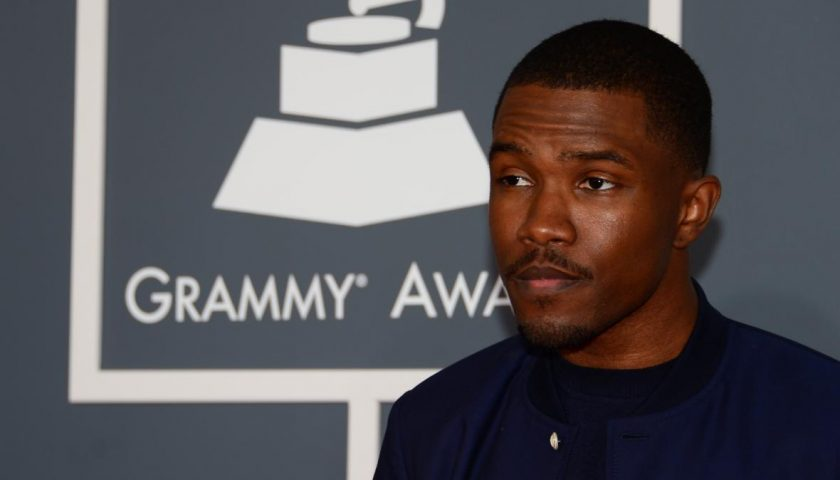 "161403223 nominee for record album of the year best new artist 840x480 - Frank Ocean Is Back With Another New Song, ""Lens"""