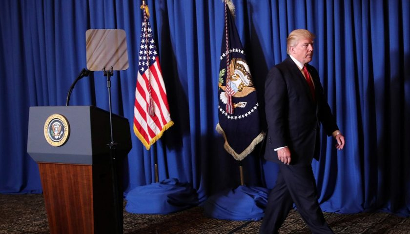 170407 POL Trump MilitaryAction 840x480 - Sorry, Missile Strikes Don't Make Trump a Serious Man