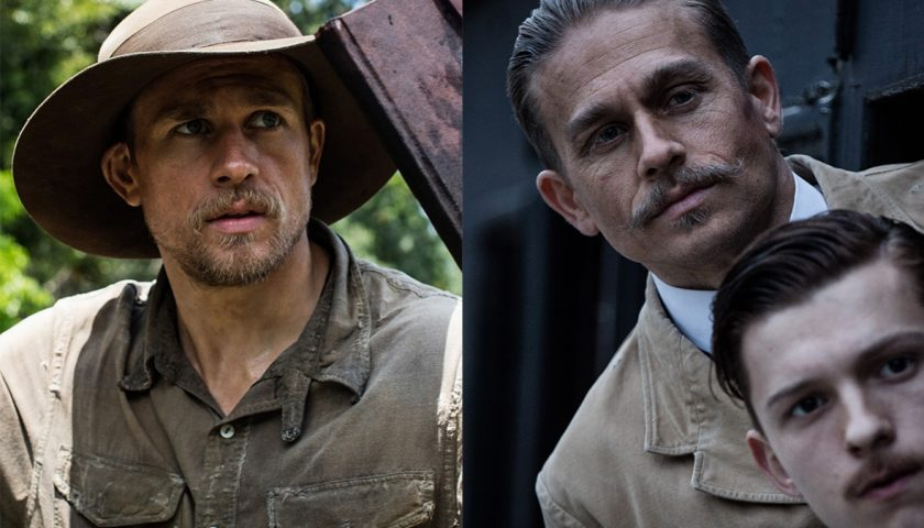170417 BB makeup1 840x480 - How The Lost City of Z Achieved the Impossible: Aging Makeup That's Not Terrible