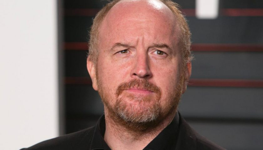 513078980 comedian louis c k poses as he arrives to the 2016 840x480 - Why Louis C.K.'s Trans Joke Is Better Than Dave Chappelle's