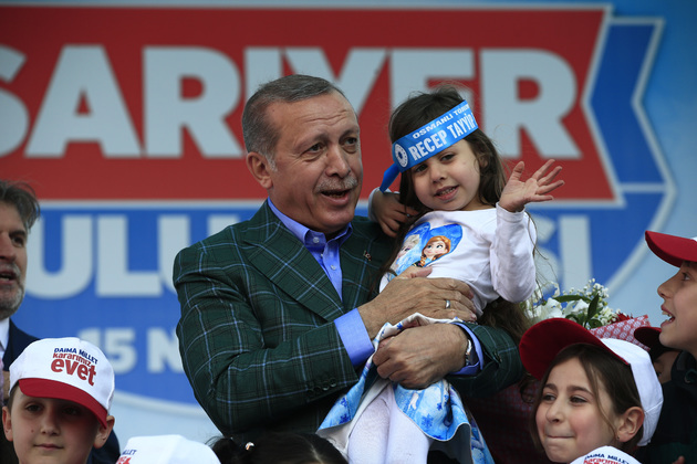 58fcac81bc85b president erdogan the rags to riches champion that europe hoped would steady turkey - Turkey Referendum