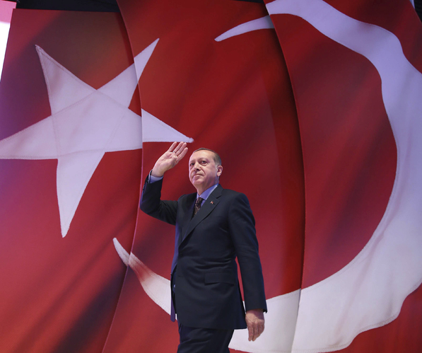 58fcac8392c80 president erdogan the rags to riches champion that europe hoped would steady turkey - Turkey Referendum