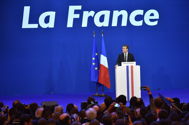 58fe018f952e4 france had a presidential election yesterday now what happens - Emmanuel Macron