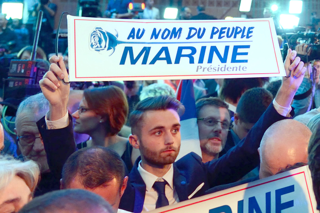 58fe018fd0841 france had a presidential election yesterday now what happens - Marine Le Pen