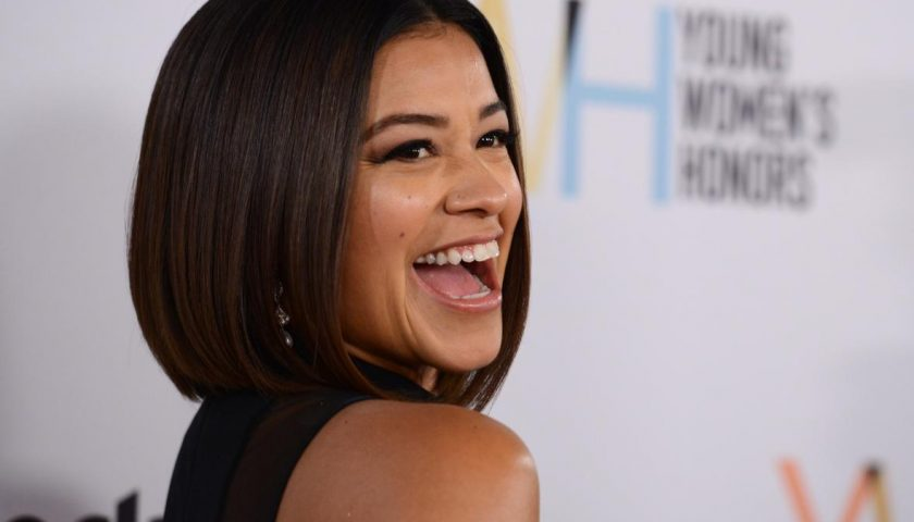 624482198 gina rodriguez attends the 1st annual marie claire 840x480 - Gina Rodriguez Will Voice Every '90s Kid's Favorite Globe-Trotting Thief, Carmen Sandiego, in a Netflix Animated Series
