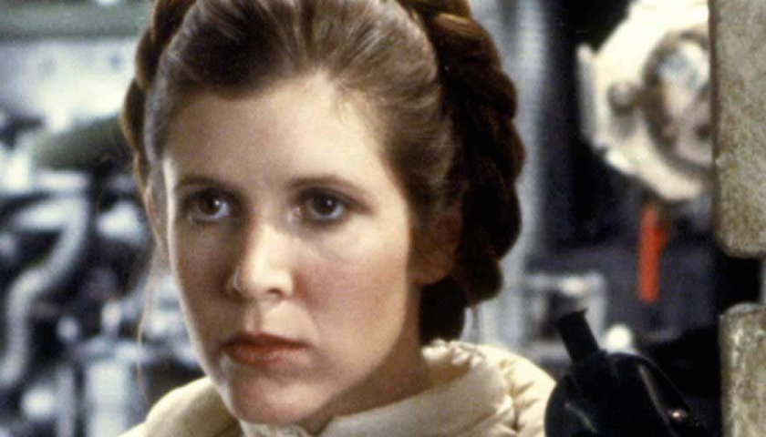 carriefisherprincessleiainstarwarsdiesat60715x402 840x480 - Carrie Fisher's Family Says Disney Will Include the Late Actress in Star Wars: Episode IX