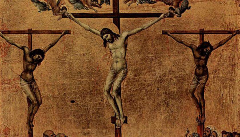 duccio 840x480 - Three Dead After Roman-Soldier-Involved Crucifixion Incident