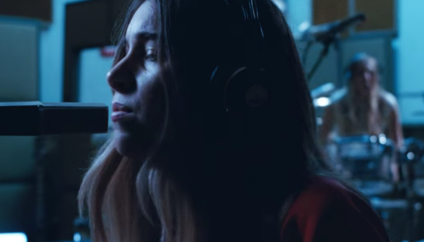 "haim right now 840x480 - HAIM Finally Returns With the New Single ""Right Now,"" and a Great PT Anderson-Directed Video"