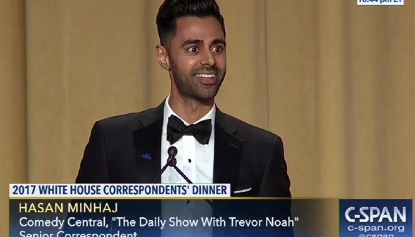 hasanminhaj 840x480 - Here Are the Truest, Meanest Jokes that Bombed at the White House Correspondents' Dinner