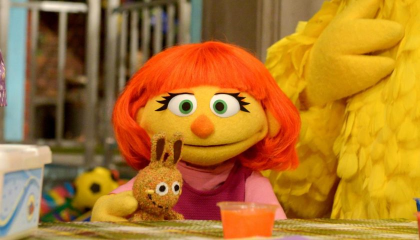 julia 840x480 - An Autism Advocate Explains How She Helped Sesame Street Create Its New Autistic Muppet