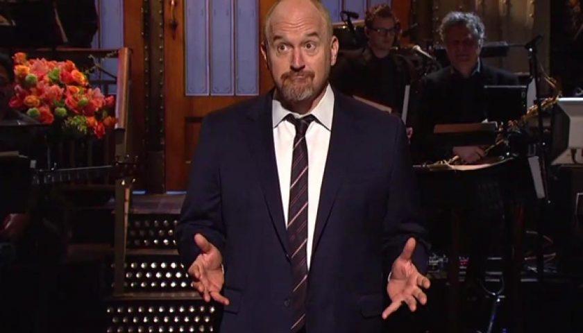 louisck 840x480 - Watch Louis C.K.'s Profane, Hilarious Saturday Night Live Opening Monologue