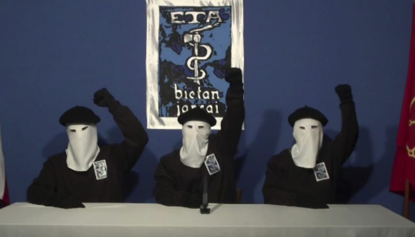 river 334 840x480 - Basque separatists ETA hand over weapons and completely disarm