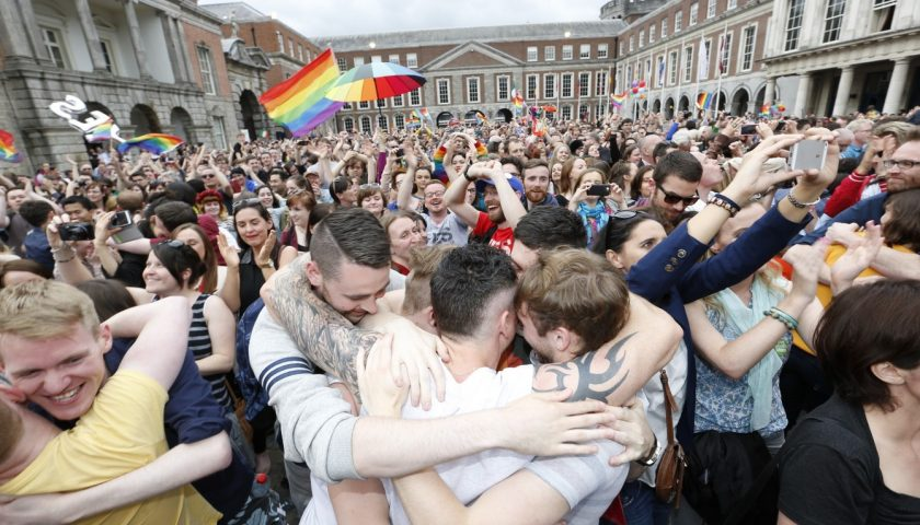 river 381 840x480 - Ireland is the first country to carry out a national LGBT youth strategy