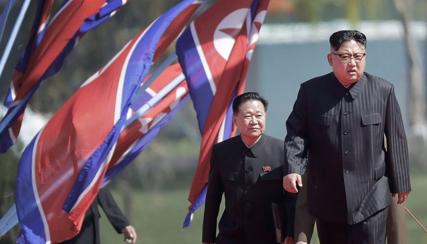 river 413 840x480 - China warns that 'conflict could break out at any moment' over North Korea