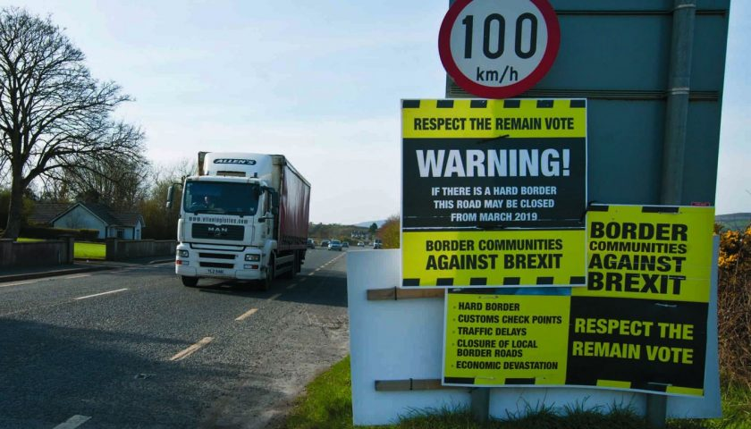 river 564 840x480 - 'A farmer would have to travel 11 miles to get to the other side of his land' – Border communities fear Brexit