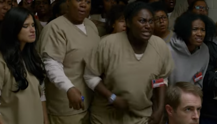 screen shot 20170411 at 11 840x480 - Orange Is the New Black Returns to That Shocking Cliffhanger in an Ominous First Look at Season 5