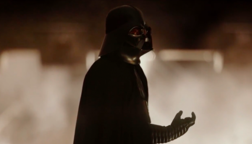 screen shot 20170411 at 5 840x480 - The Honest Trailer for Rogue One: A Star Wars Story Wants More Cool Unseen Footage, Less Vader-Punning