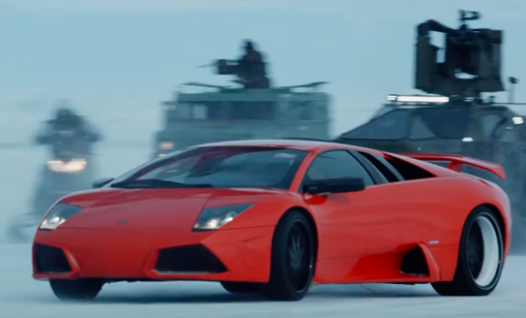 screen shot 20170414 at 6 - Could You Outrun a Soviet Submarine in a Lamborghini? The Fate of the Furious Made Us Wonder.
